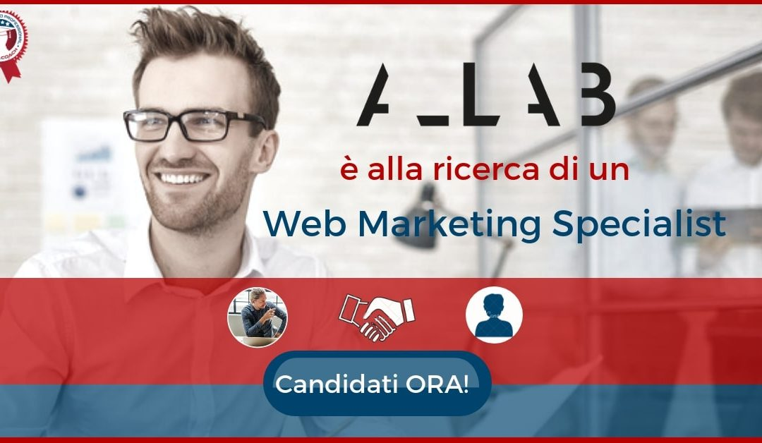 Web Marketing Specialist - Salerno - A Lab