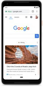 google-discover-nuovo-feed