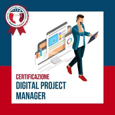 Corso Digital Project Manager Certification cover