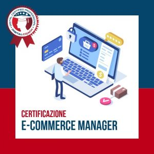Corso E-commerce Manager Certification cover