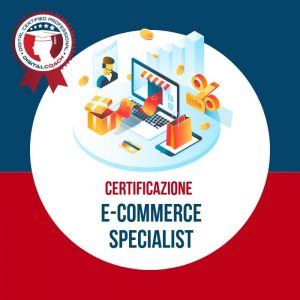 Corso E-commerce Specialist Certification cover