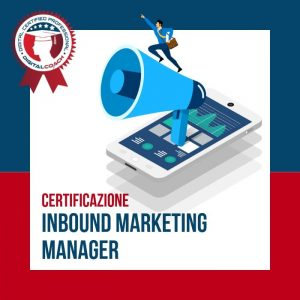 Corso Inbound Marketing Manager Certification cover