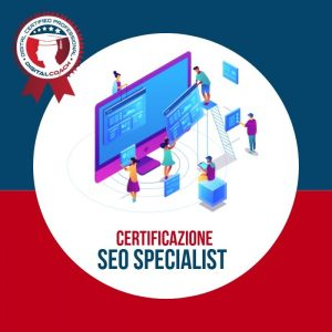 Corso Seo Specialist Certification cover