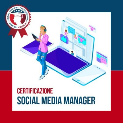 Corso Social Media Manager Certification cover