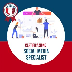 Corso Social Media Specialist Certification cover