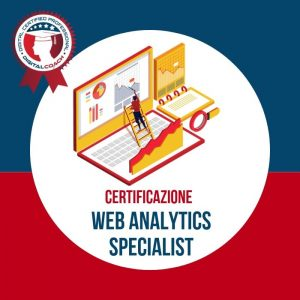 Corso Web Analytics Specialist Certification cover