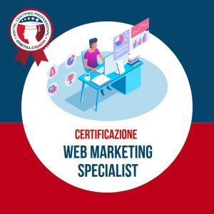 Corso Web Marketing Specialist Certification cover