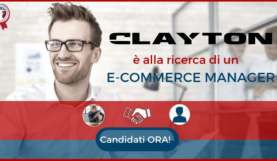 E-Commerce Manager - Caserta - Clayton