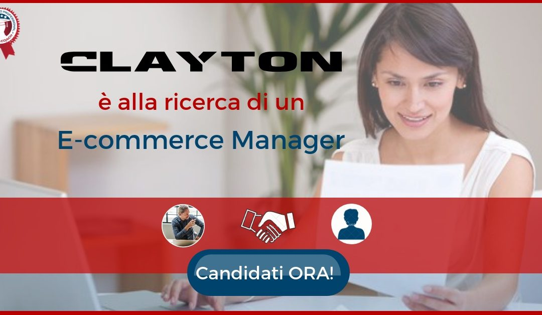 E-commerce Manager - Carinaro - Clayton