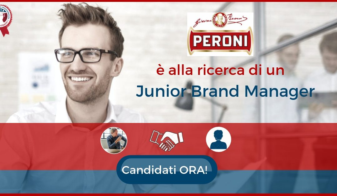 Junior Brand Manager - Roma - Peroni