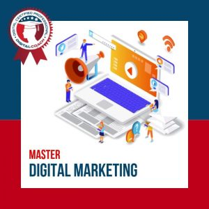 Master Digital Marketing cover