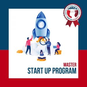Master Start Up program cover
