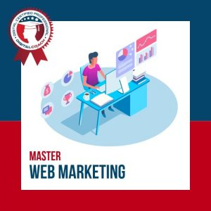 Master Web Marketing cover