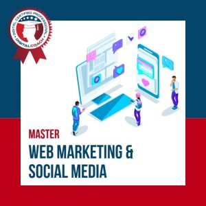 Master Web Marketing e Social Media cover