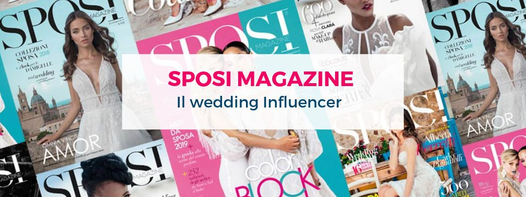 Sposi Magazine, le news wedding on line