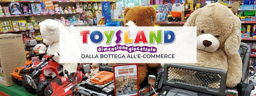 Toysland, dalla bottega all'e-commerce
