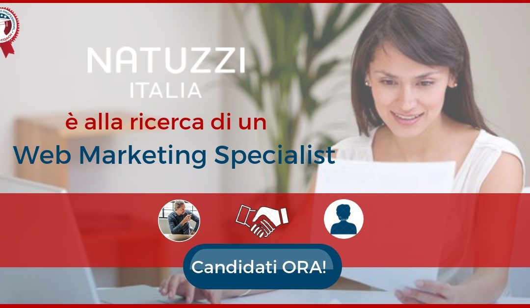 Web Marketing Specialist - Bari - Natuzzi