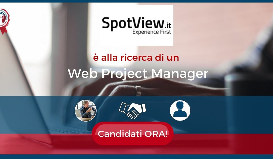 Web Project Manager - Bologna - SpotView