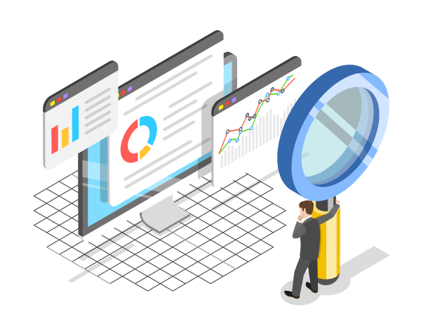 monitoraggio con google analytics