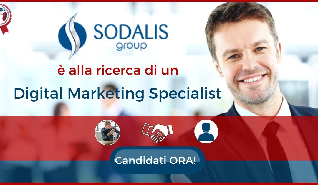 Digital Marketing Specialist - Lodi Vecchio - Sodalis Group