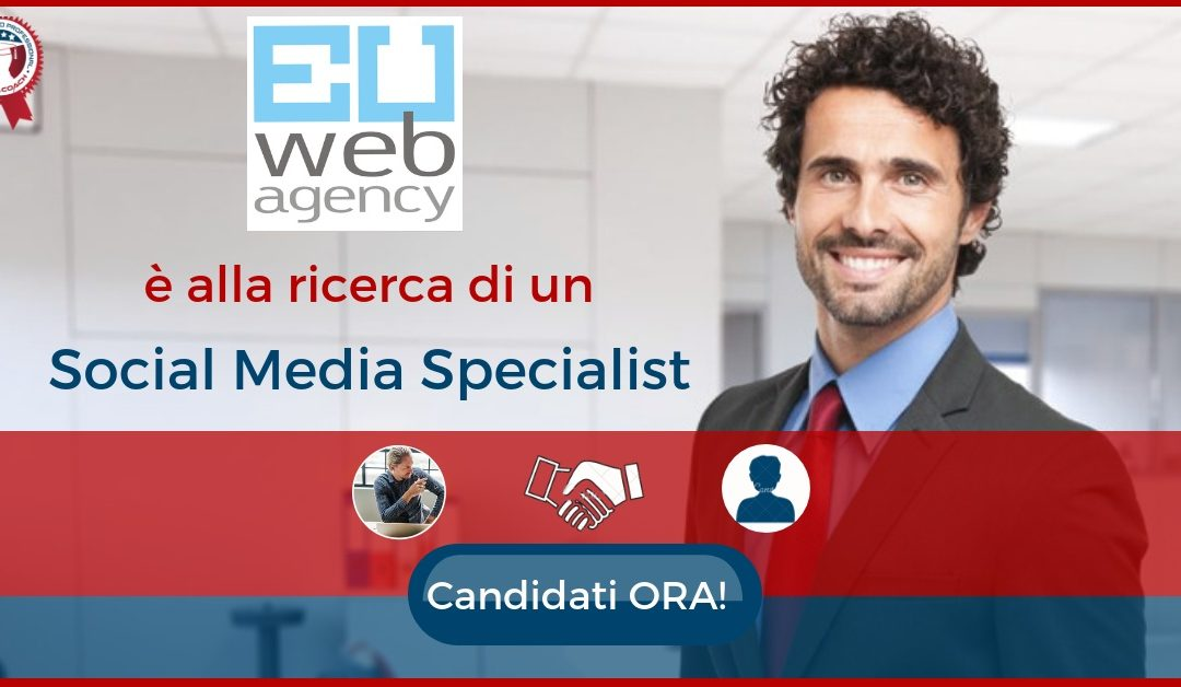 Social Media Specialist - Freelance - EU Web Agency