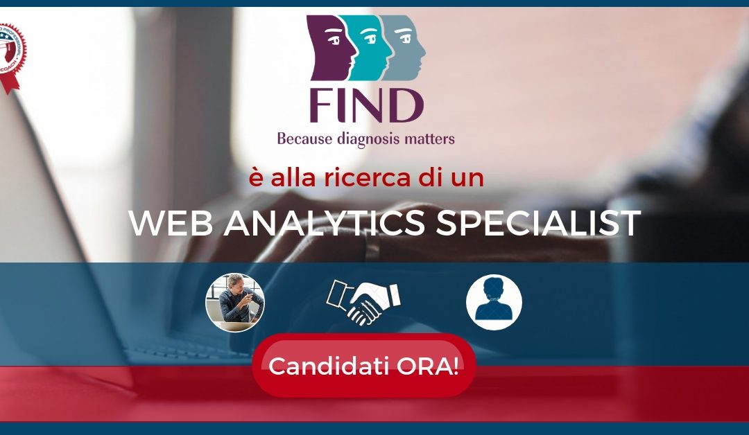 Web Analytics Specialist – Milano – FIND