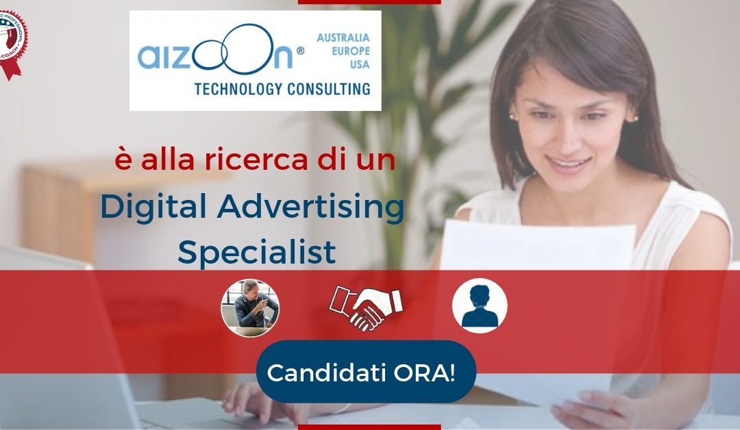 Digital Advertising Specialist - Torino - aizoOn Technology Consulting