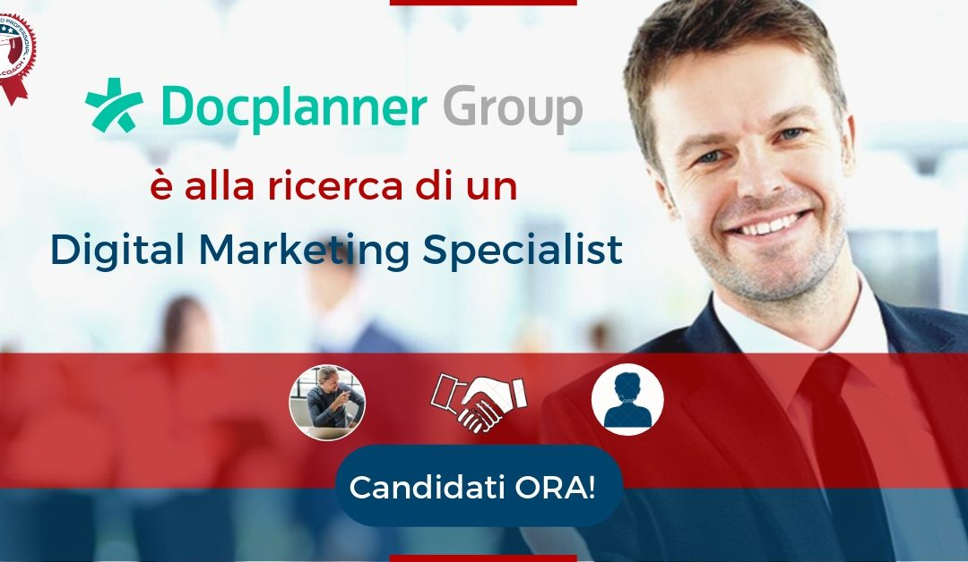 Digital Marketing Specialist - Roma - DocPlanner
