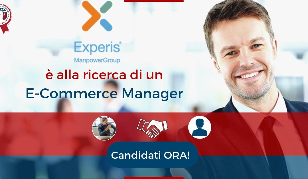 E-Commerce Manager - Venezia - Experis