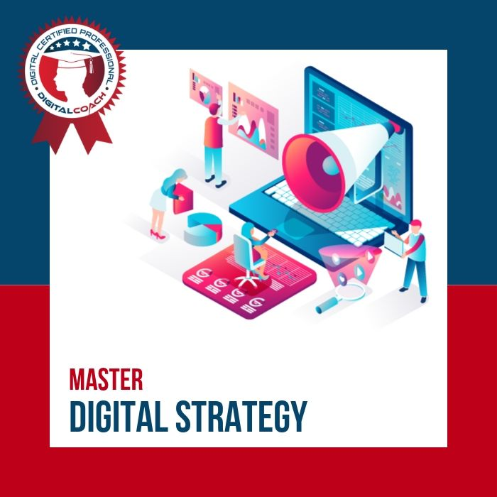 master digital strategy