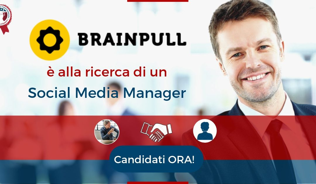 Social Media Manager - Bari - Brainpull