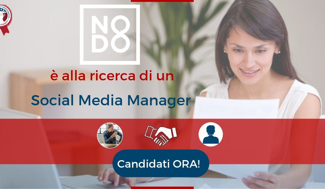 Social Media Manager – Napoli – NO8DO