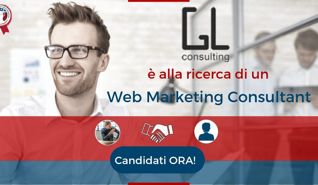 Web Marketing Consultant - Como - GL Consulting