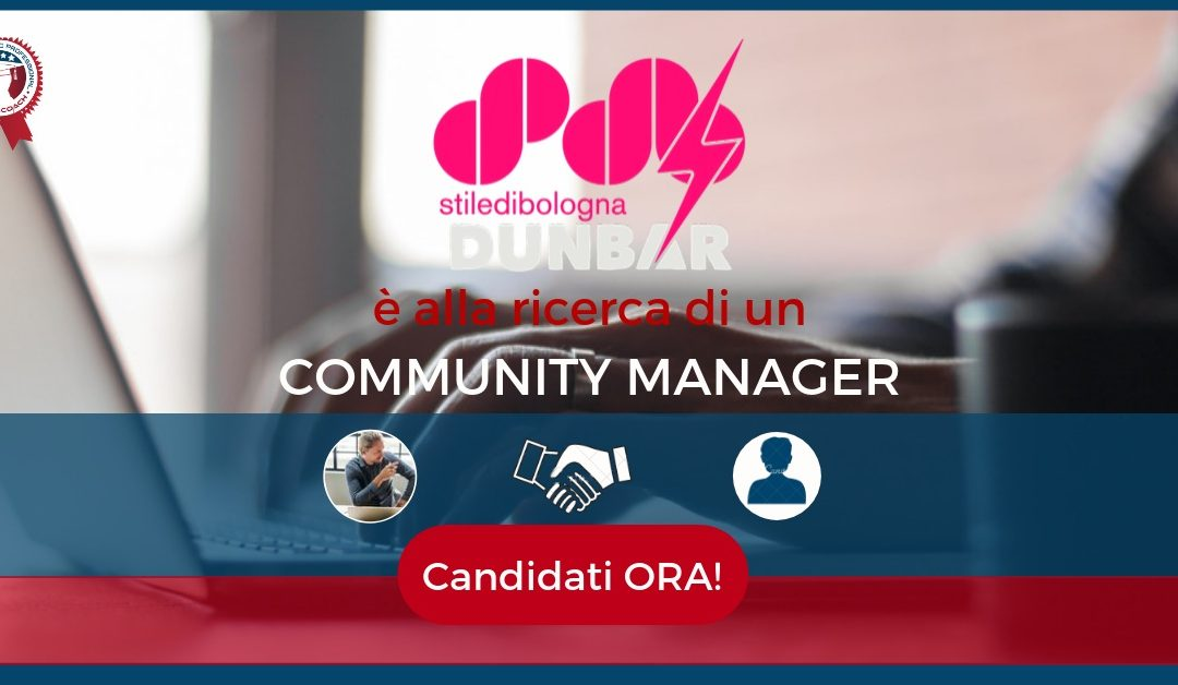 Community Manager - San Lazzaro di Savena - SDB Stile