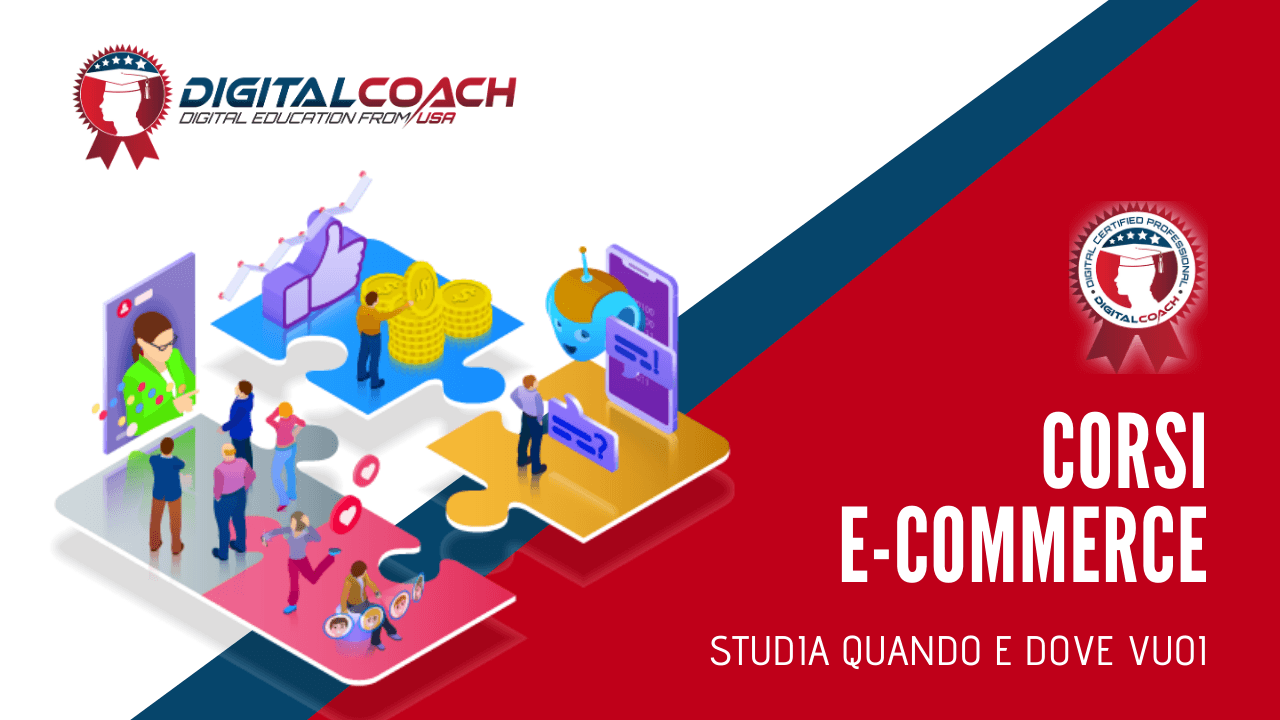 Elenco corsi e-commerce