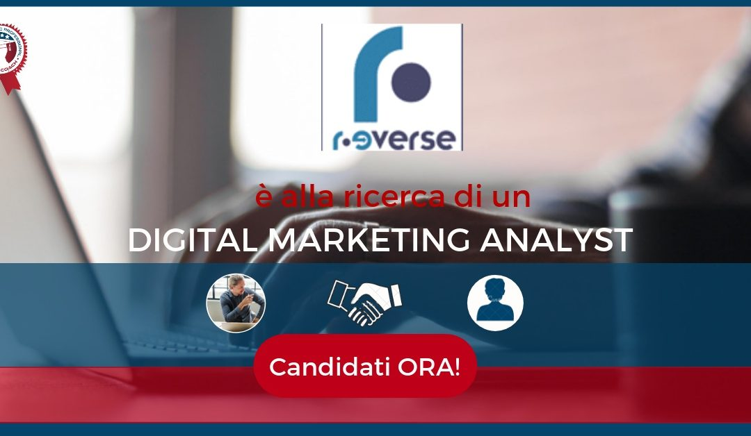 Digital Marketing Analyst - Bergamo - R-everse
