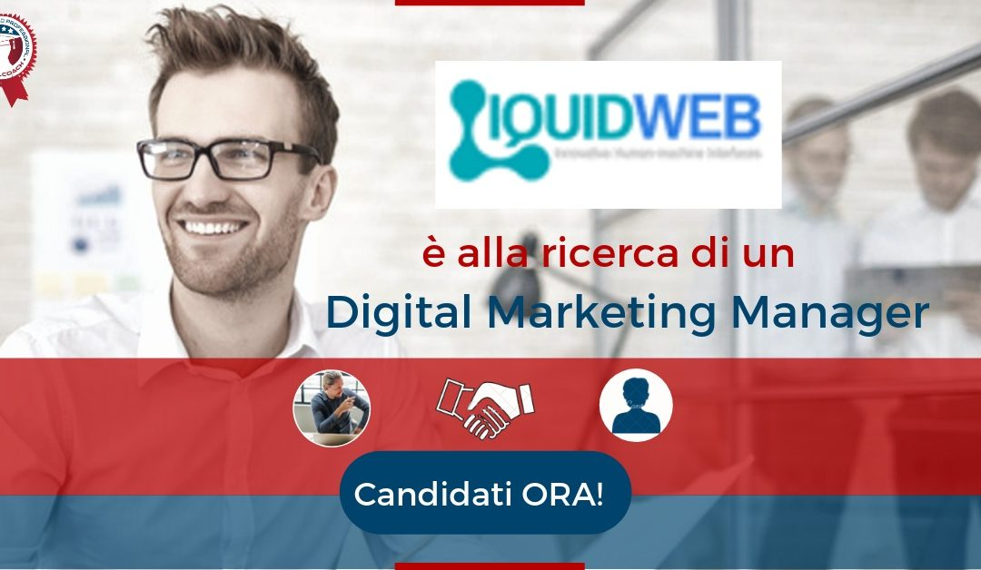 Digital Marketing Manager - Siena - LiquidWeb