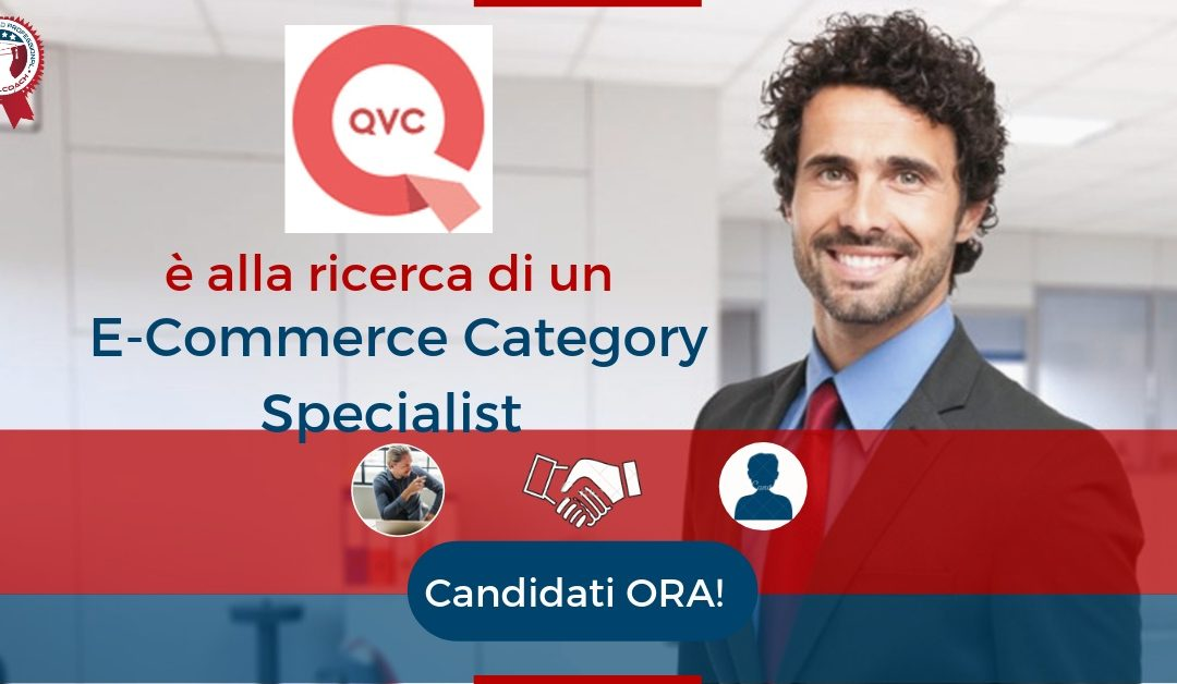 E-Commerce Category Specialist - Milano - QVC