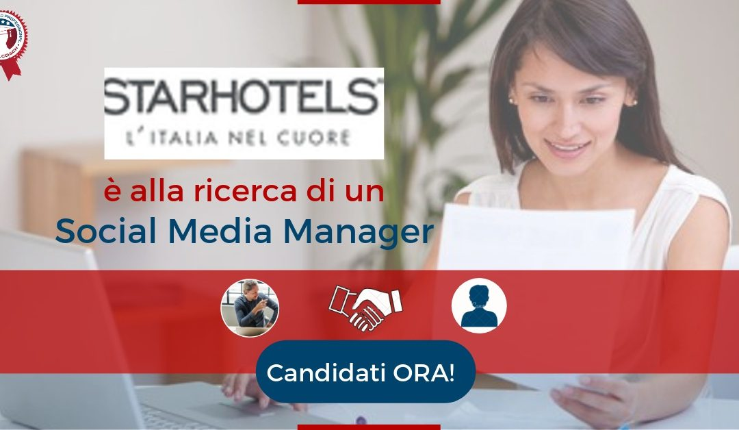 Social Media Manager – Firenze – Strahotels
