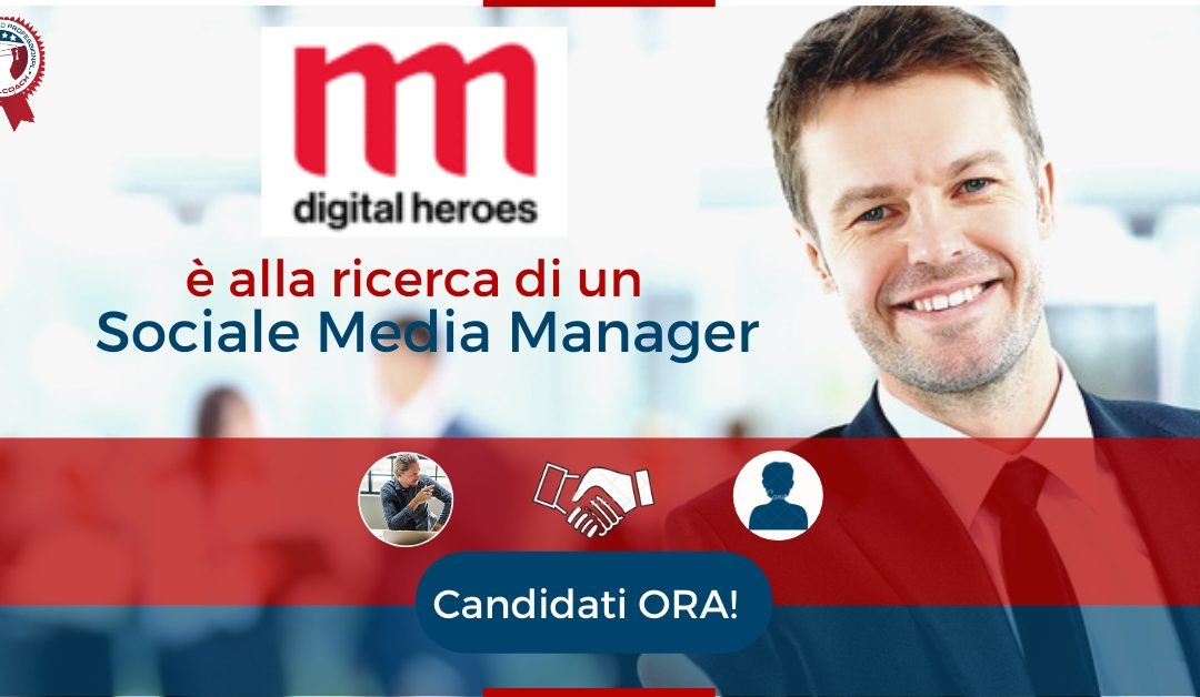 Sociale Media Manager - Milano - Imille