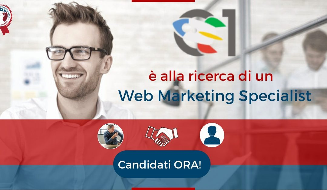 Web Marketing Specialist - Perugia - Marketing01