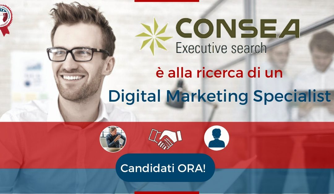 Digital Marketing Specialist - Novara - Consea