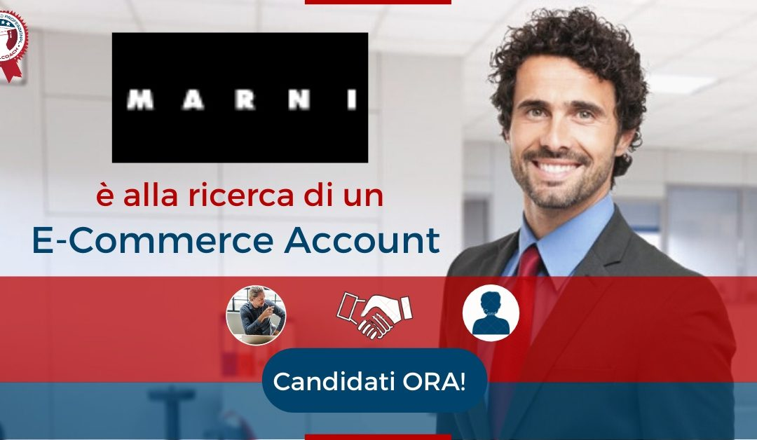 E-Commerce Account – Milano – Marni