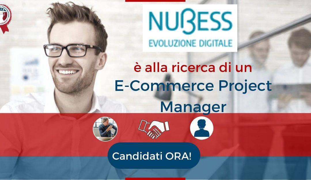 E-Commerce Project Manager - Lucca - Nubess