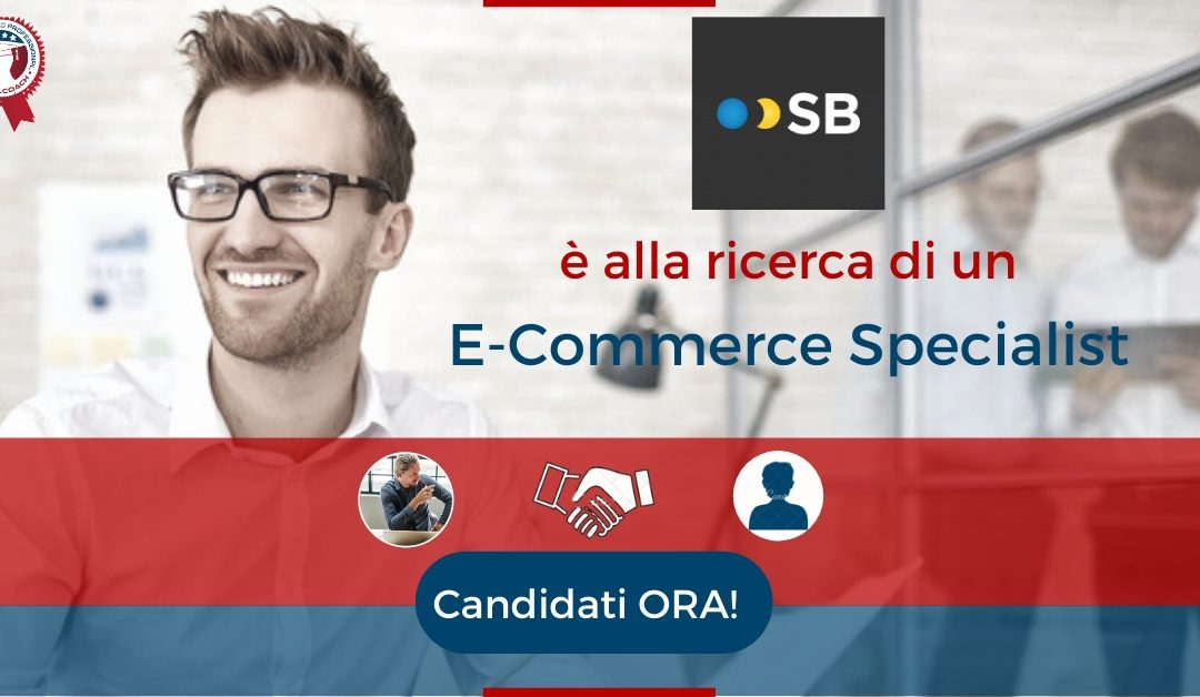 E-Commerce Specialist – Castelfranco Veneto – Sales Bridge