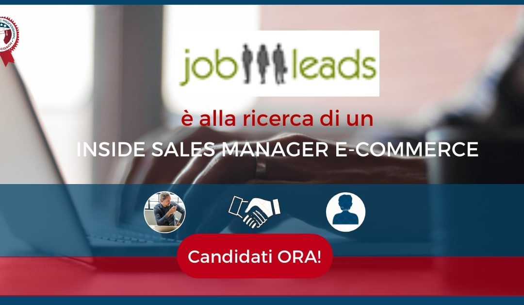 Inside Sales Manager E-Commerce
