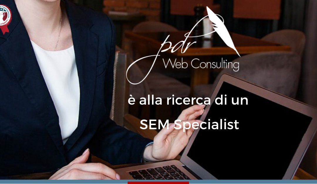 SEM Specialist - Milano - PDR Web Consulting