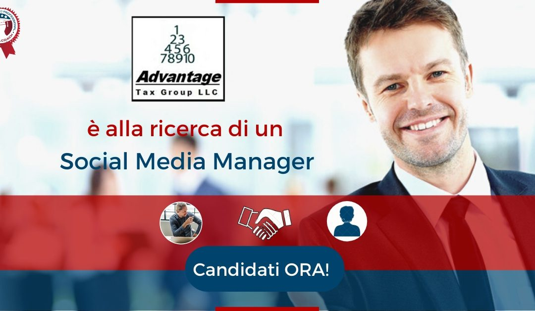 Social Media Manager – Napoli – Numbers Group Inc