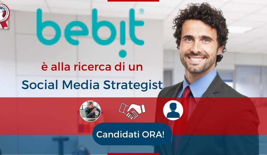 Social Media Strategist - Milano - Bebit