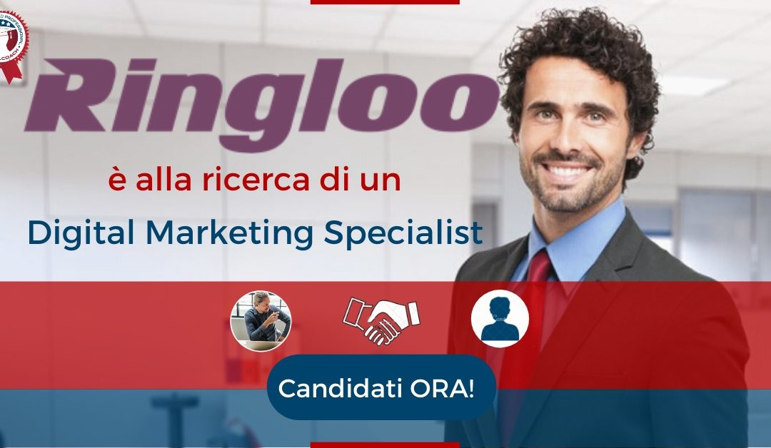 Digital Marketing Specialist – Venezia – Ringloo